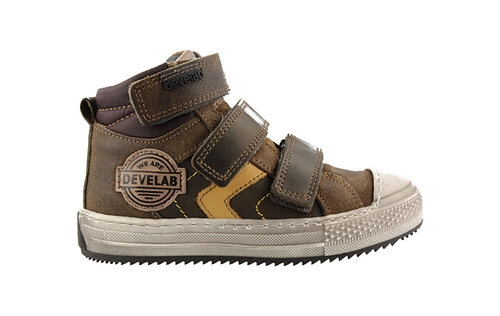 Develab BOOT 41167 KHAKI