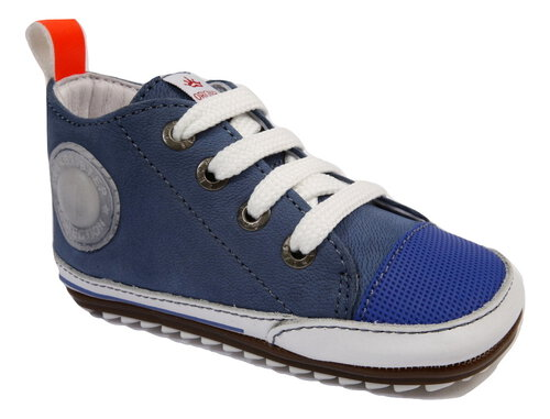 Shoesme BABY BP20S004-A BLAUW